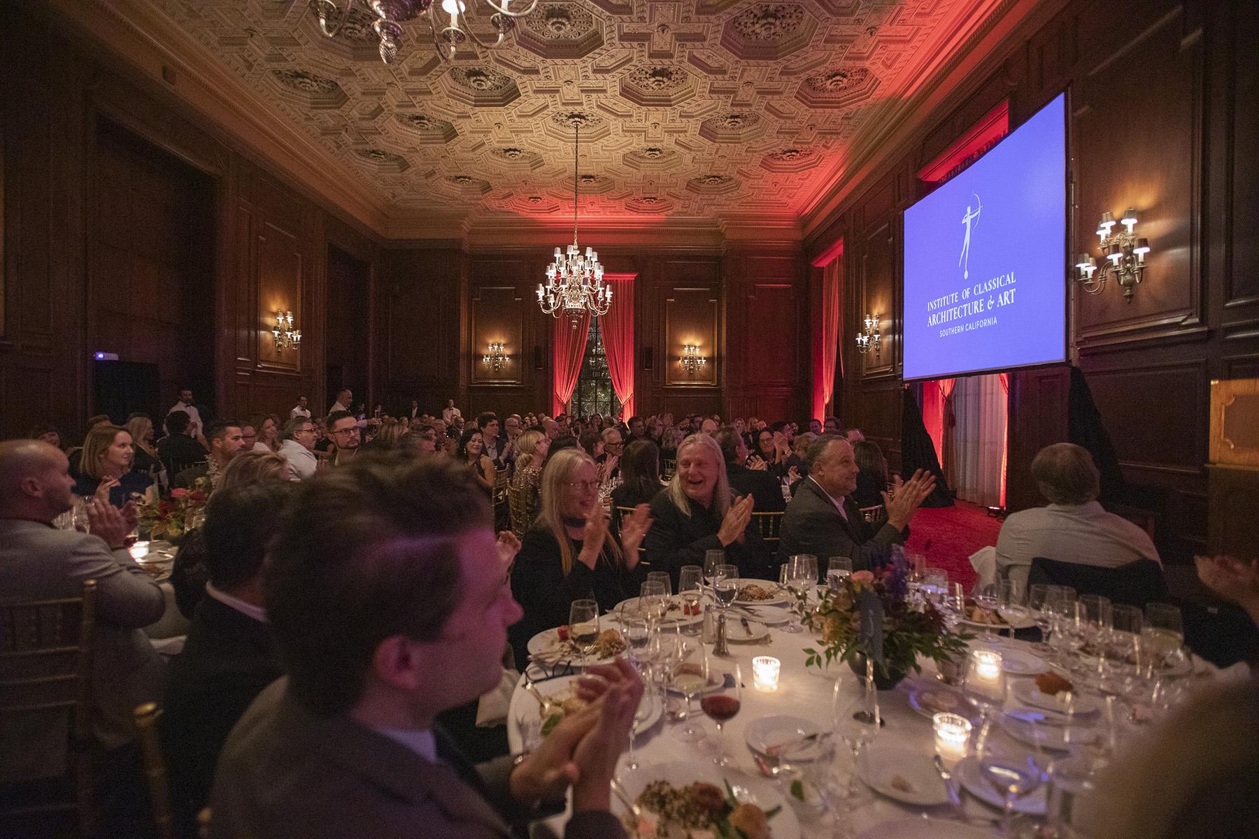 2019 Legacy Dinner Richard Holz