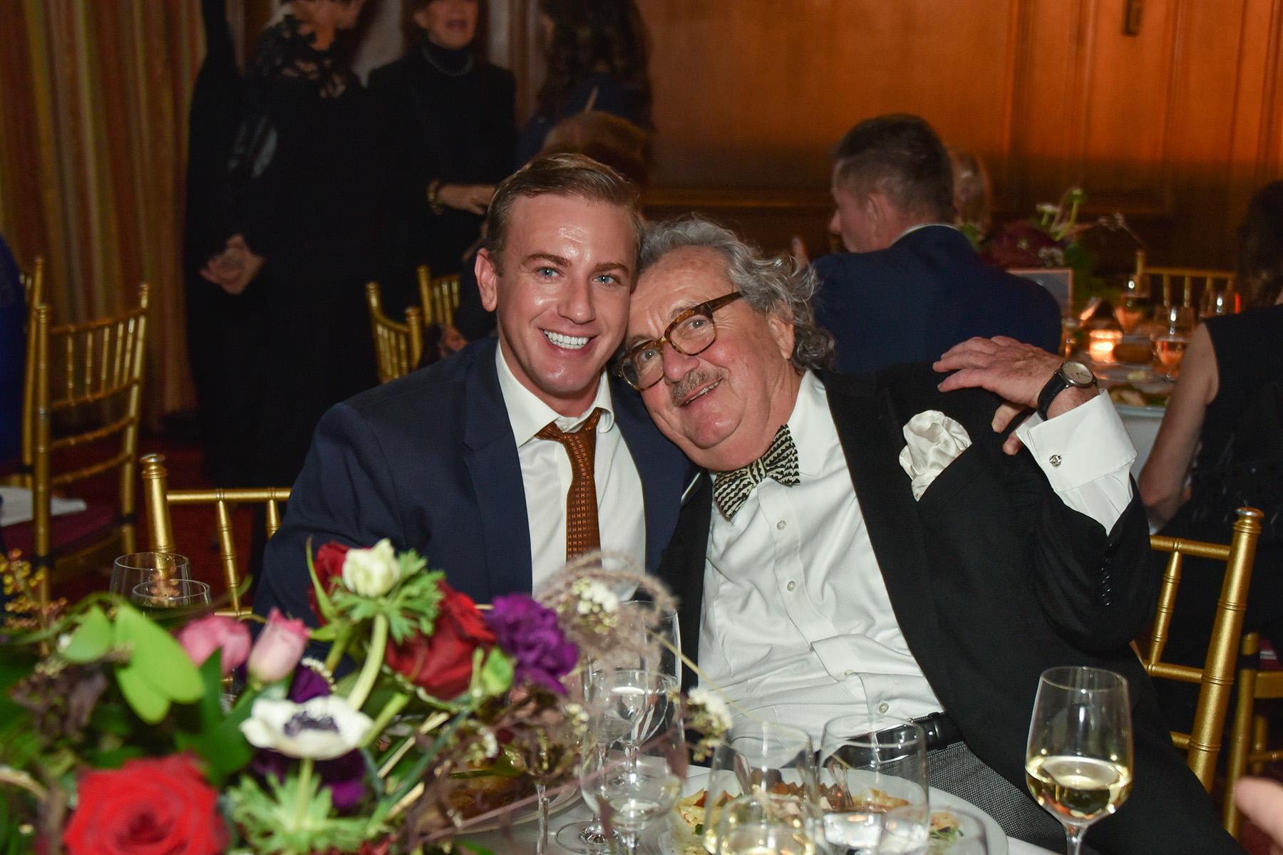 2018 Legacy Dinner Timothy Corrigan